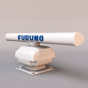 3d furuno radar model