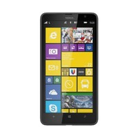 nokia lumia 1320 black 3d model