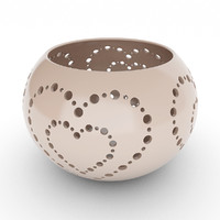 Tealight Holder 03