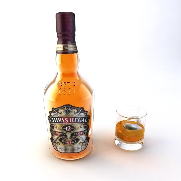 maya chivas whiskey glass