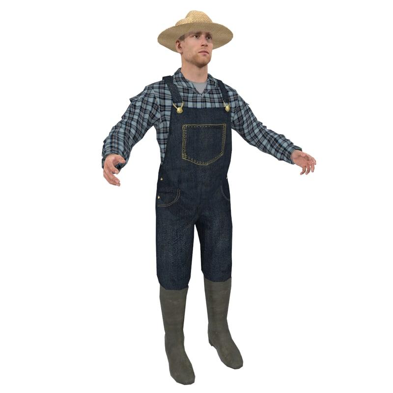 farmer man max