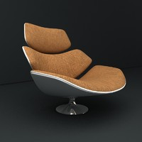 arm chair 3d max