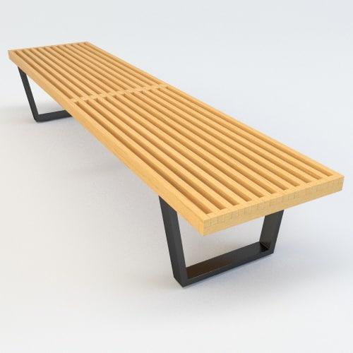 obj bench