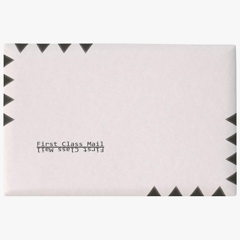 max big white envelope
