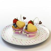 cupcake 28 3d model