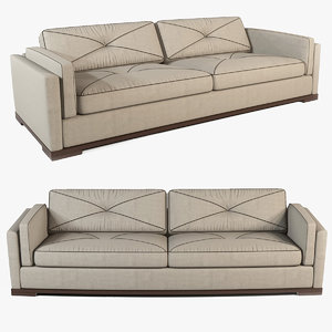 3ds frato - moscow sofa