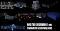 INDUSTRIAL BUILDINGS X10