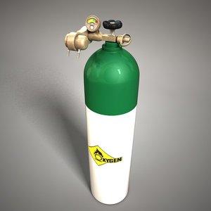 cinema4d tank oxygen