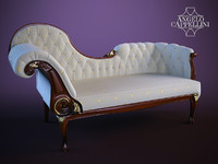 3d model sofa angelo cappellini