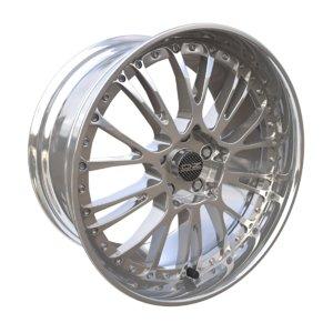 3ds max oz botticelli iii wheel rim