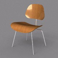 3dm eames plywood molded chair