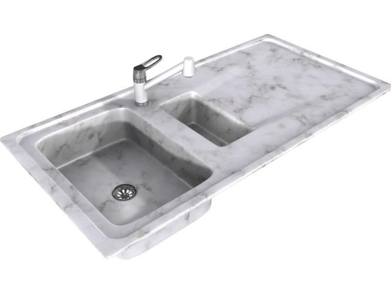 3d blanco tap
