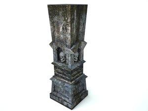3ds column dungeon
