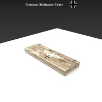 German Ordinance Crate