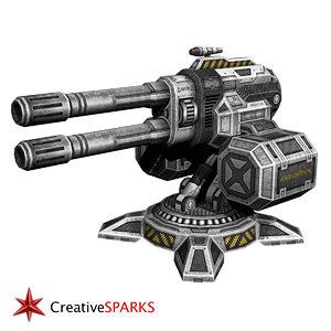 3d mechanically functional multi-level model