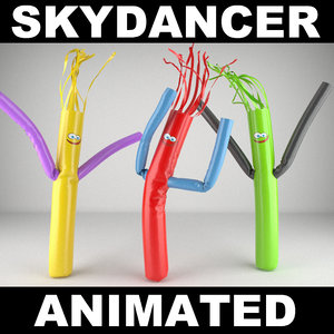skydancer realistic 3d max