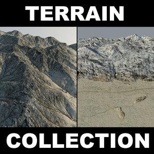 3d terrain realistic
