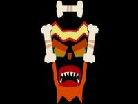 maya uka crash bandicoot