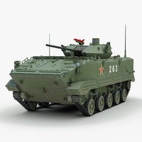 ZLC 2000 Combat Vehicle