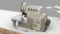 3d industrial textile machine