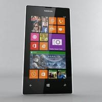 3d model nokia lumia 525