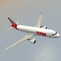 Airbus A320neo TAM