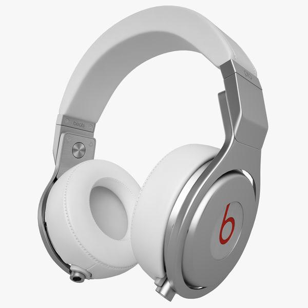 3ds max headphones monster beats