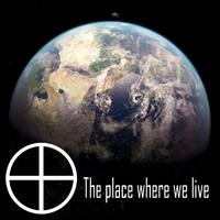 3d earth globe moon model