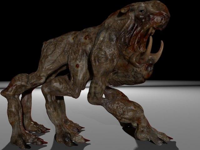 lwo 6 alien dog