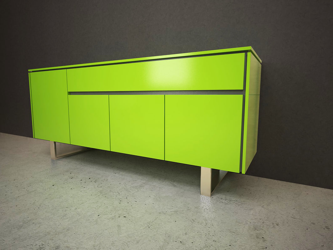 3ds max design cabinet