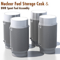 Spent Nuclear Fuel Storage Cask