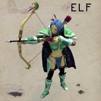 pz3 elf fantasy