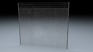3d electric fence v3