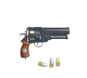 3d model samaritan revolver