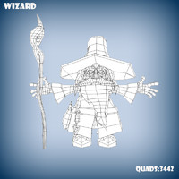 c4d base mesh wizard