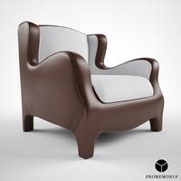 promemoria club armchair max