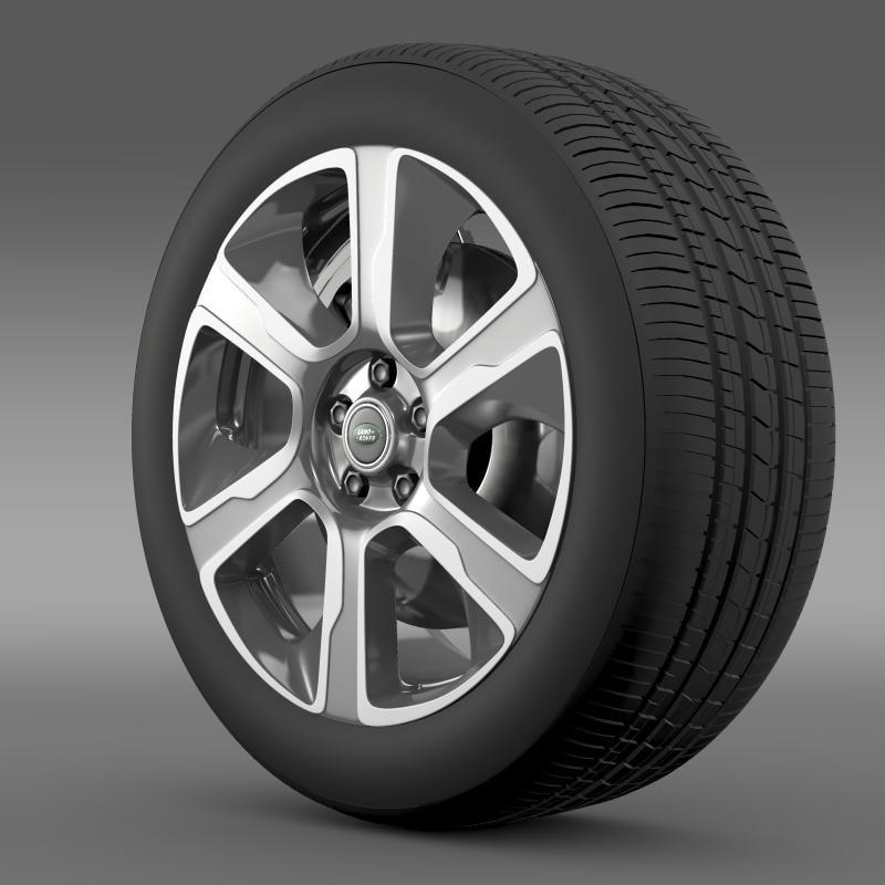 max rangerover hybrid wheel