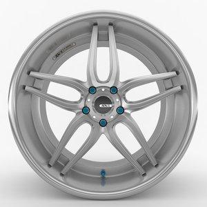 adv wheel obj