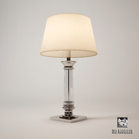 3d eichholtz lamp table dylan