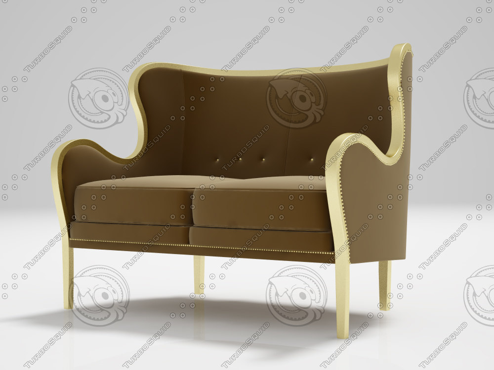 3ds max angelo cappellini sofa