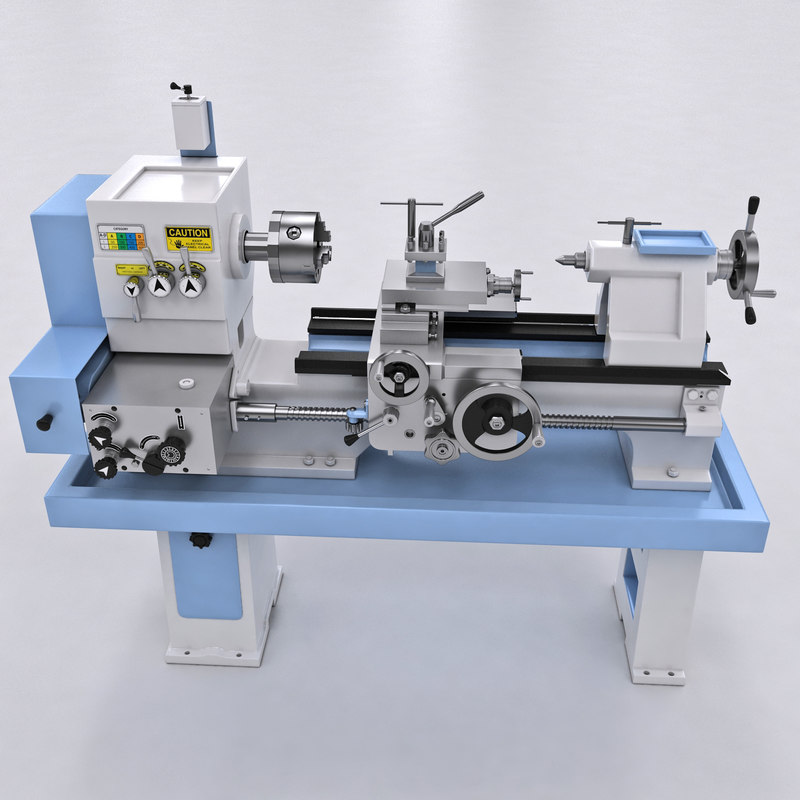 lathe machine max