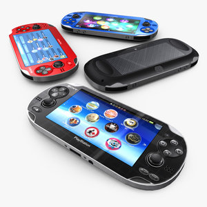 sony playstation vita 3d max