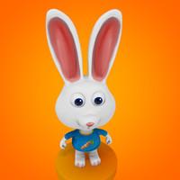 bunny rabbit 3ds