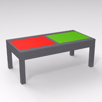 Sculptures Jeux Hexa table