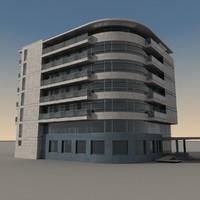 Modern Building 047