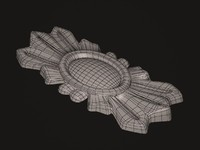 decorative stone 3d 3ds
