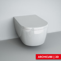 wc 3d model