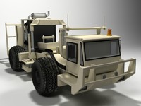 3ds max ahv4 heavy truck