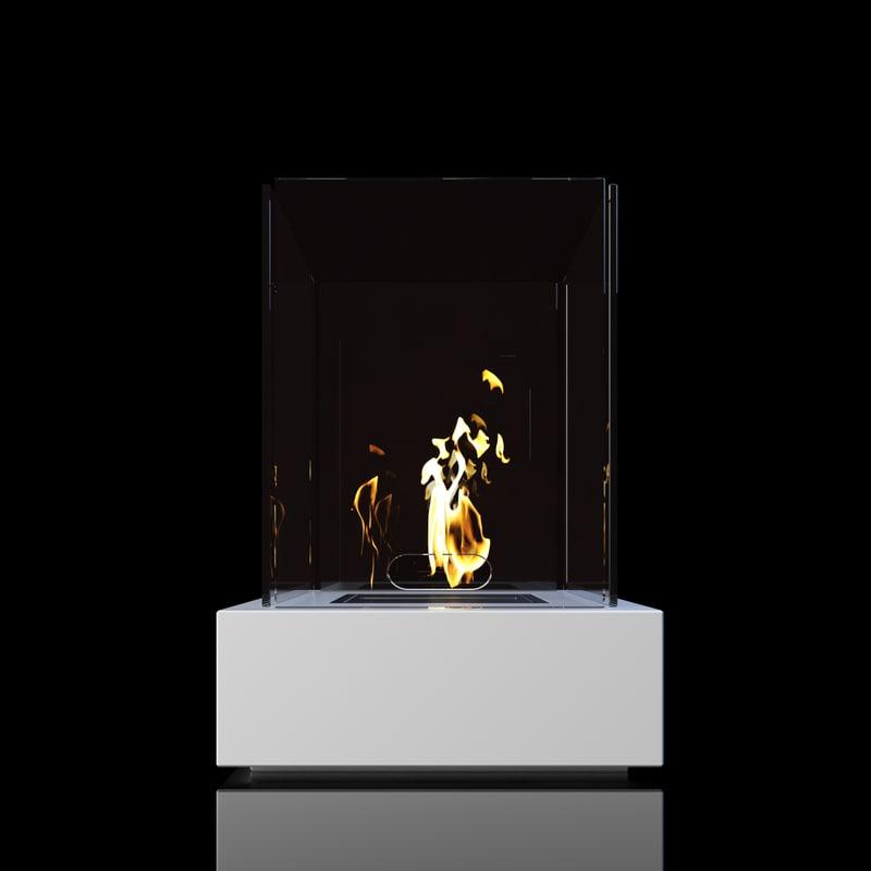 antonio lupi fireplace 3d 3ds