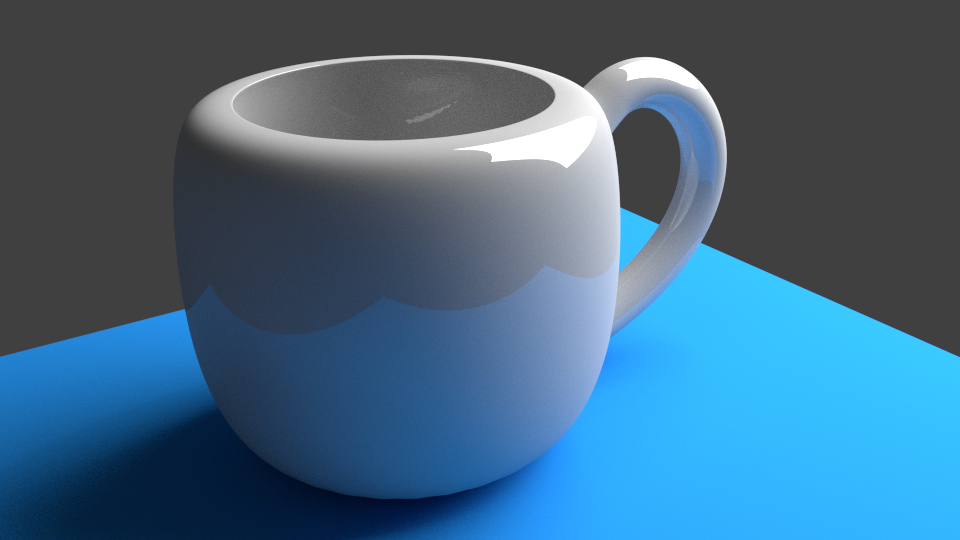 cup coffe 3ds